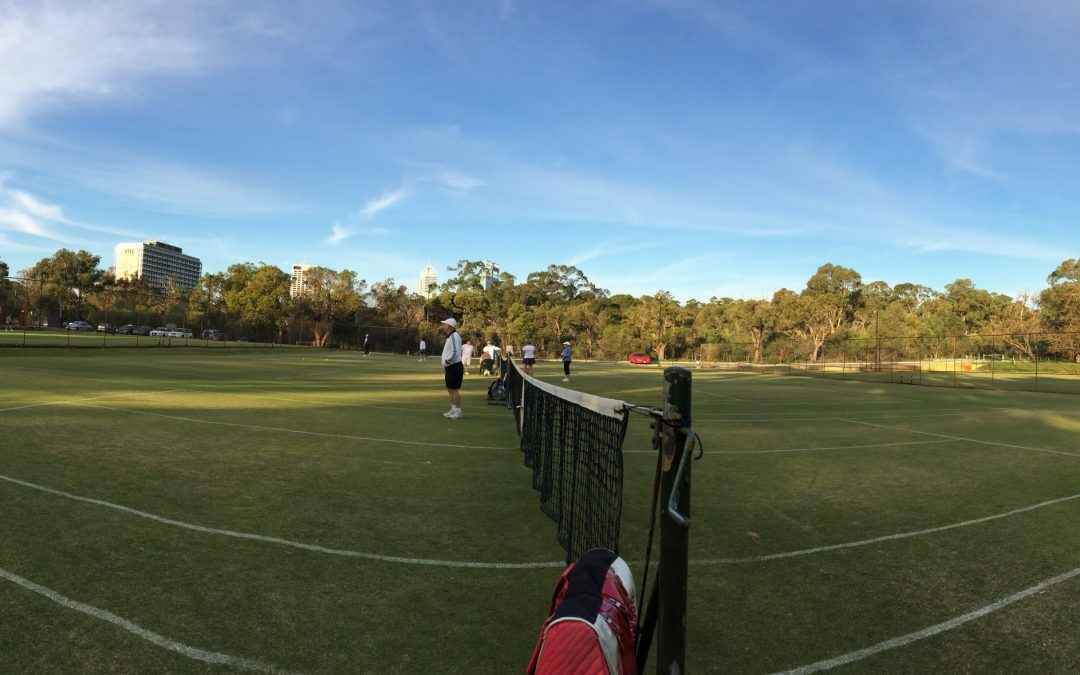 Royal King's Park Tennis Club