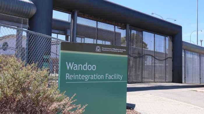 Wandoo Reintegration Facility