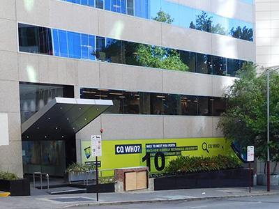 client CQUniversity Perth